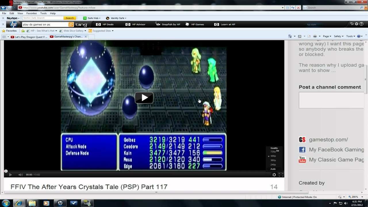how to add videos on your psp
