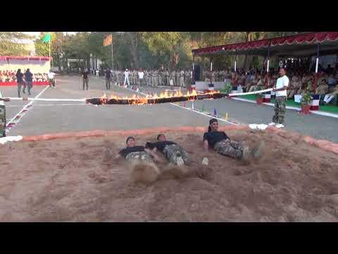 Raptc Indore Jel police demo  UAC