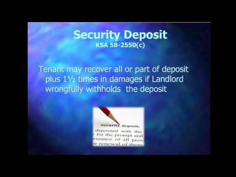 Module 4 - Deposits (Housing and Credit Counseling, Inc.)