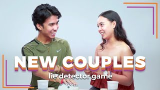 New Couples Play a Lie Detector Drinking Game | Filipino | Rec•Create