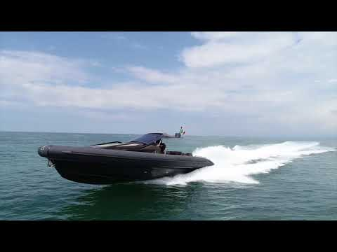 0 - Die rasante Luxus-Yacht Anvera 48