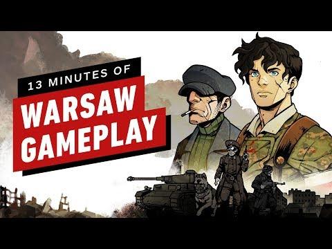 13 Minutes Of Warsaw Gameplay