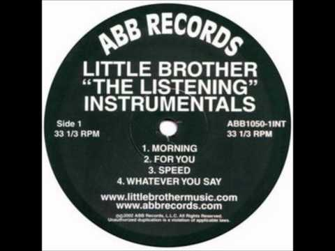 Little Brother  The YoYo Instrumental