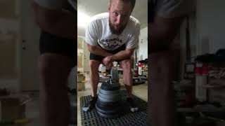 Not Rolling Thunder handle. 225, 265lbs