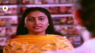 Rajya Lakshmi Knows Rajesh's Illegal Affair With A Girl || Akari Kshanam Movie Scenes