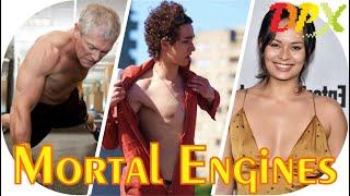 Mortal Engines (2018) - Actors in Real Life (Jihae, Caren Pistorius, Leila George)