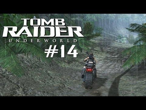 Let's Play Tomb Raider Underworld [Part 14] - Mit dem Motorrad durch Mexico