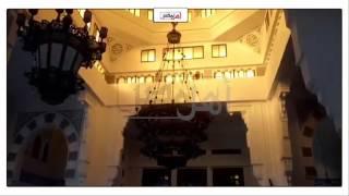 الصائمون يفترشون مسجد 'أبو بكر' في الإسماعيلية (فيديو صور)