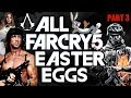 FAR CRY 5 All Easter Eggs & Secrets | + Hours of Darkness DLC | Part 3 | HD