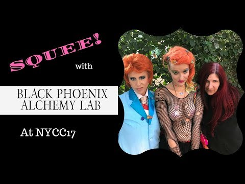 Black Phoenix Alchemy Lab Interview at NYCC17
