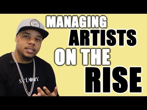 DigitalNas Manager Talks Getting Music Sponsors, Negotiations and Making Moves| Andre DeRamus