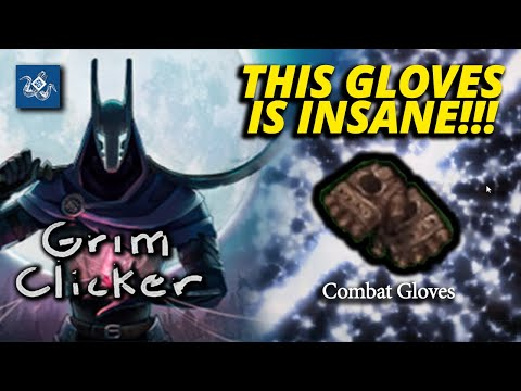 Grim Clicker New Galaxy Strong Loots!