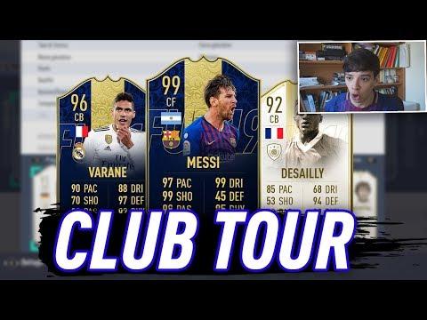 IL CLUB MIGLIORE D'ITALIA? FIFA 19 CLUB TOUR! [toty, prime moments, flashback]