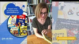 Książki dla 1 i 2 latków: Zabawne minki, Baletnica, Strażak, Miś Pracuś, Śnieżne marzenie