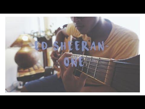 Ed Sheeran - One (Jaden Maskie Cover)