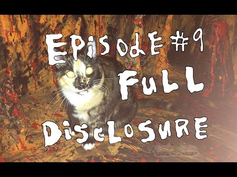 """PAW'D CATS EP:9 - """"Full Disclosure"""""""