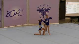 BOAC 2016   175   048   Women's Group   Age Group   Balance   SUI   NSW Akro Team SUI, Sofie Stierli
