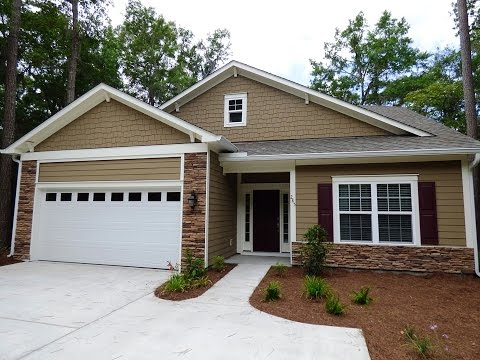 New Providence Model Home In Club Gate Rose Hill Plantation
