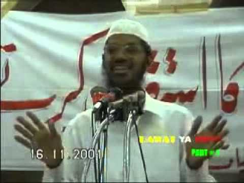 Is it allow to say Merry Christmas in ISLAM? Dr Zakir Naik (Urdu ...