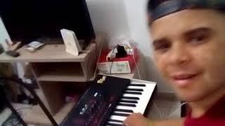 DVD Thiago Jhonatan 2018, preparando músicas