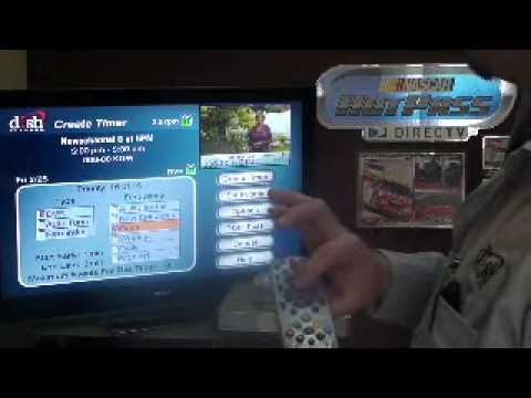 Dish Vip722 Hddvr Instruction Part 1 877 576 7100 Youtube