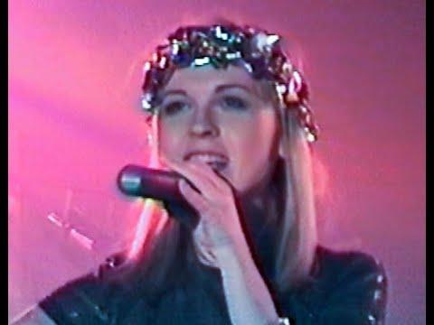 LiKA STAR - Лика Стар - Одинокая Луна (Rare Video) club Cosmo Odessa 1997