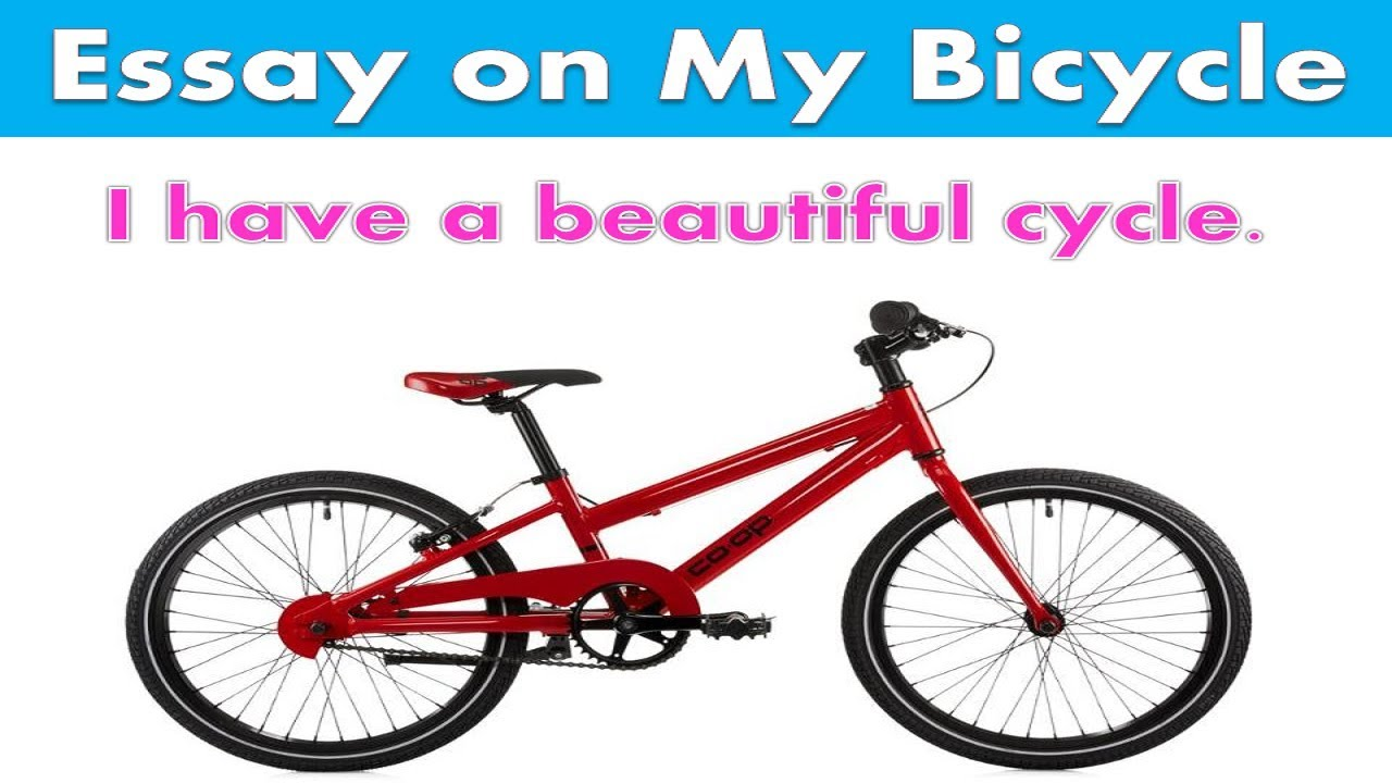 essay for bicycle