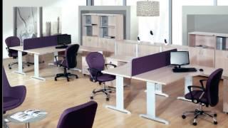 видео мебель офисная