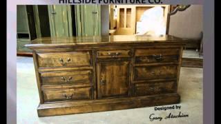 604 Dresser Hidden Compartment From Hillside Furniture Co.