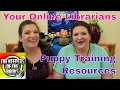 Awesome How to Dog Training Resources | The Keepers of the Books