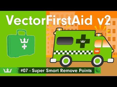 07: VectorFirstAid v2 - Super Smart Remove