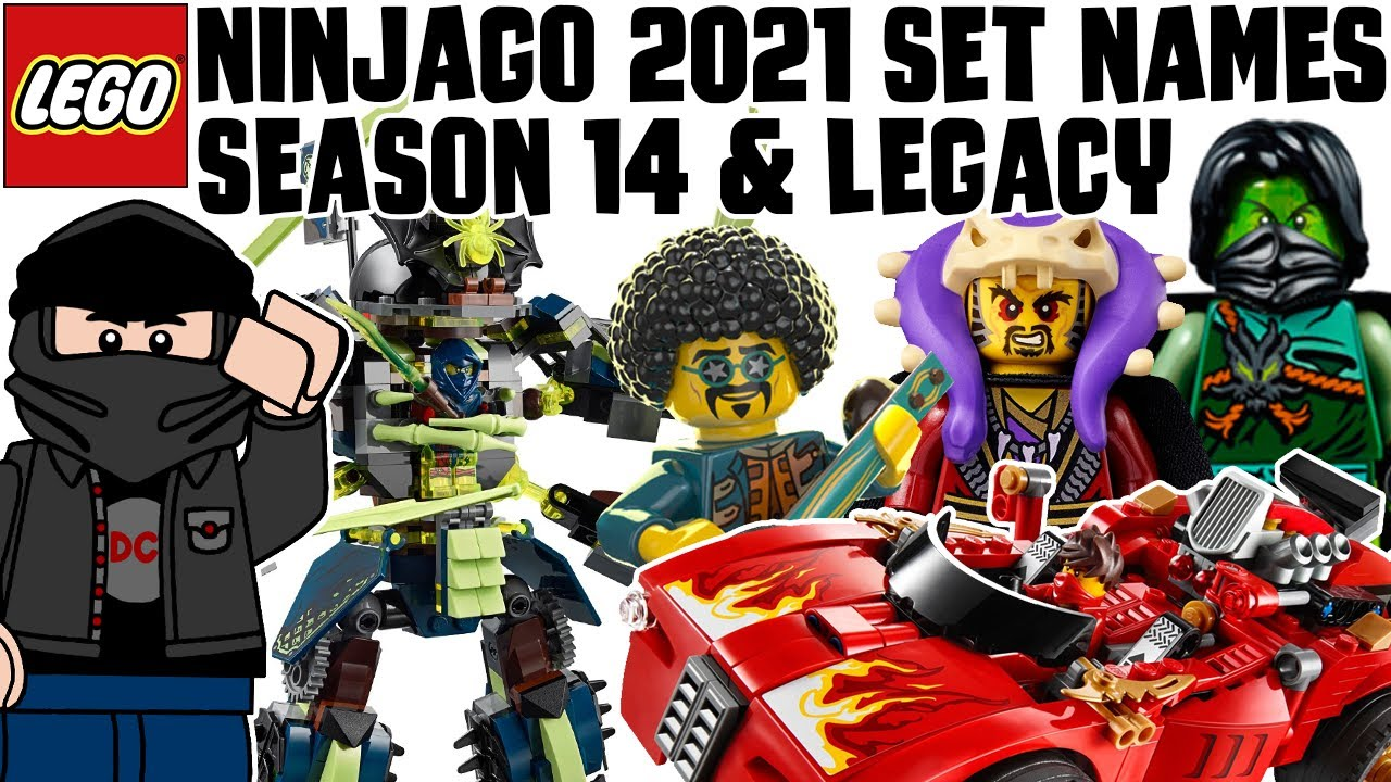 Lego Ninjago 2021