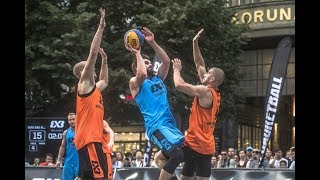 Novi Sad Al Wahda – Day 1 Recap – FIBA 3×3 World Tour Prague Masters 2017