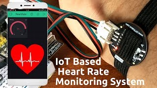 IoT Based Heart Rate Monitoring System | DFRobot