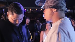 Geechi Gotti vs Yung Griz rap battle - Compton vs IE