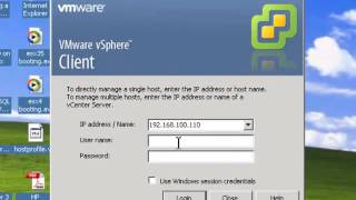 Module 5   Physical To Virtual P2V Migrations With The VMware VCenter Converter