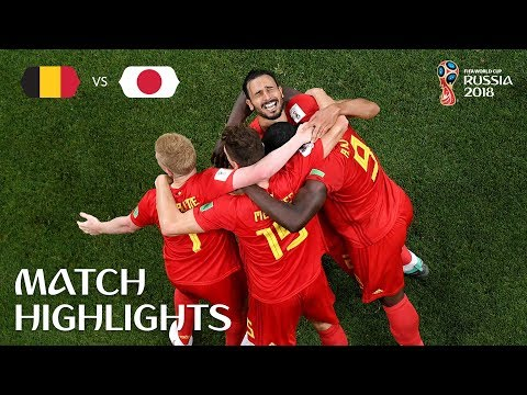 Belgium v Japan - 2018 FIFA World Cup Russia™ - Match 54 thumbnail
