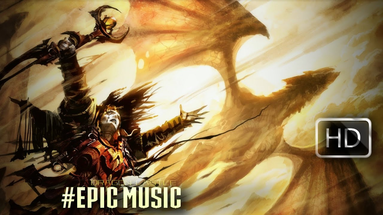 Epic Music Orchestra Cinematic Battle Music Dragon Castle By Symphony Copyright Free Music