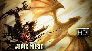 Epic Music Orchestra | Cinematic Battle Music | Dragon Castle by 魔界Symphony (Copyright Free Music)