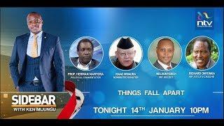 Things Fall Apart | #Sidebar with Ken Mijungu