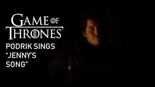 """Podrik sings """"Jenny of Oldstones"""" (Game of Thrones - Season 8 Episode 2)"""