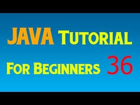 Java Tutorial for Beginners - 36 - Difference between method overloading and overriding