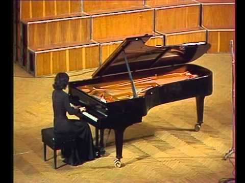 Chopin - 4 Etudes  Eliso Virsaladze