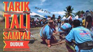 Sabah: Pesta sukan keamatan, KDCA 2014 part 1, tarik tali