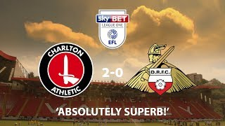 'ABSOLUTELY SUPERB!': Charlton Athletic 2-0 Doncaster Rovers