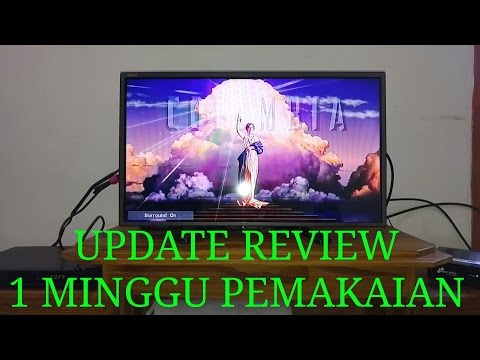 UPDATE REVIEW LED SHARP 24 INCH TYPE LE170
