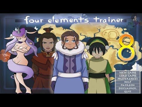 Four Elements Trainer Book Of Water Part 8