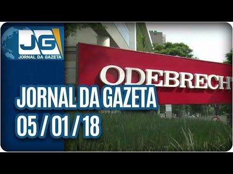 Jornal da Gazeta - 05/01/2018