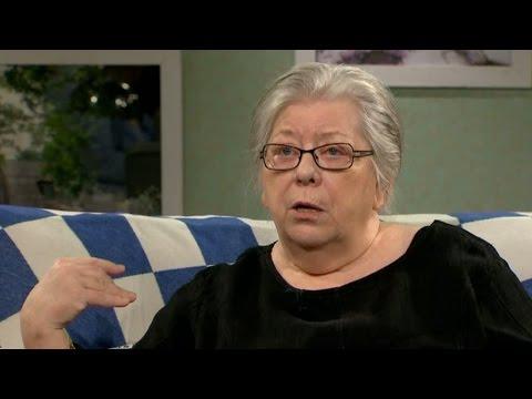 Agneta om att leva med Alzheimers sjukdom - Malou Efter tio (TV4)