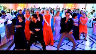 Chucucha - Ilegales - FLASHMOB (Live Cover by Sin Frontera) Wedding Party 2016